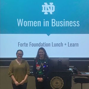 Wib Forte Lunch And Learn